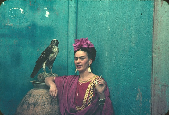La prima di Frida
